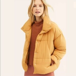 ✨SALE✨Free People Weekender Puffer Jacket